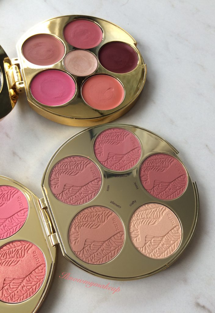 Tarte Color Wheel Ian Clay Blush Palette Review And Swatches