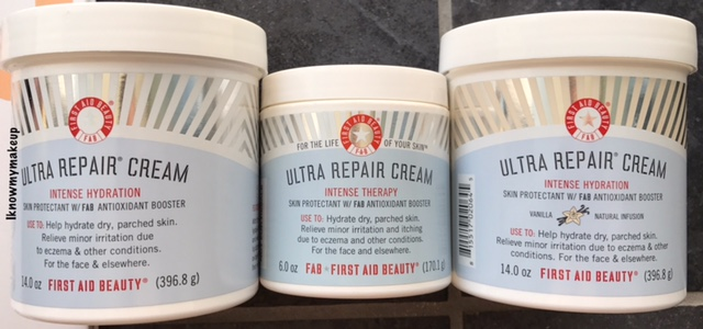 first aid beauty ultra repair cream TSV