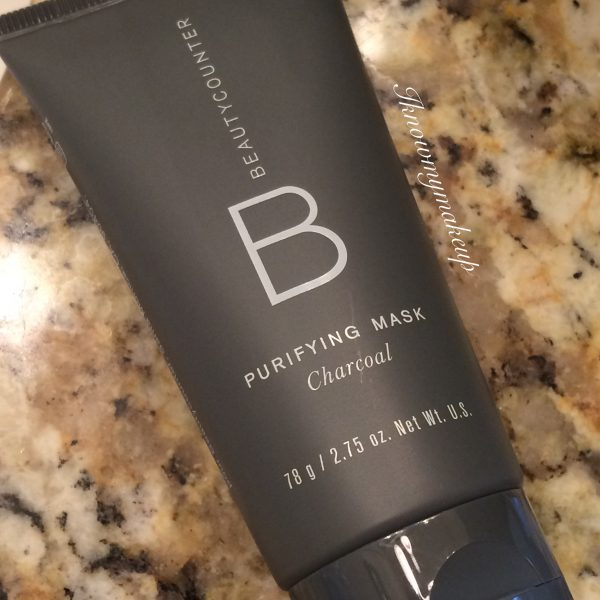 Beautycounter Purifying Charcoal Mask