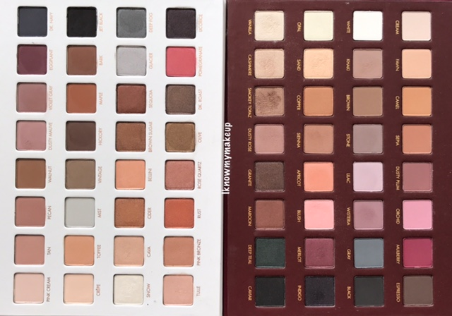 lorac mega pro 3 palette review swatches i know my makeup