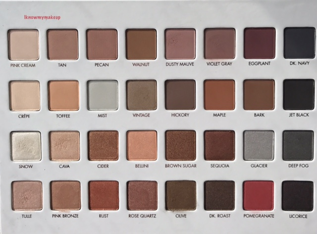LORAC Mega Pro 3 Palette Review & Swatches – I Know My Makeup