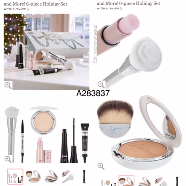 IT Cosmetics QVC TSV 11/12/16