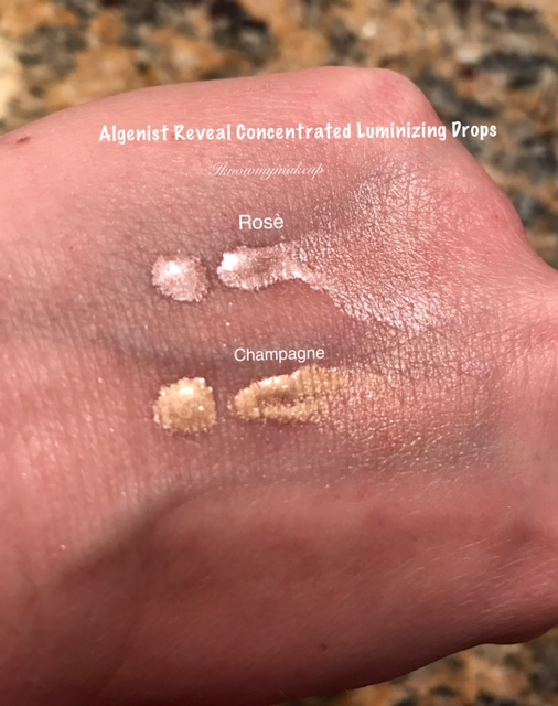 Algenist Drop & Glow Luminizing Duo Review & Swatches – I Know My ...