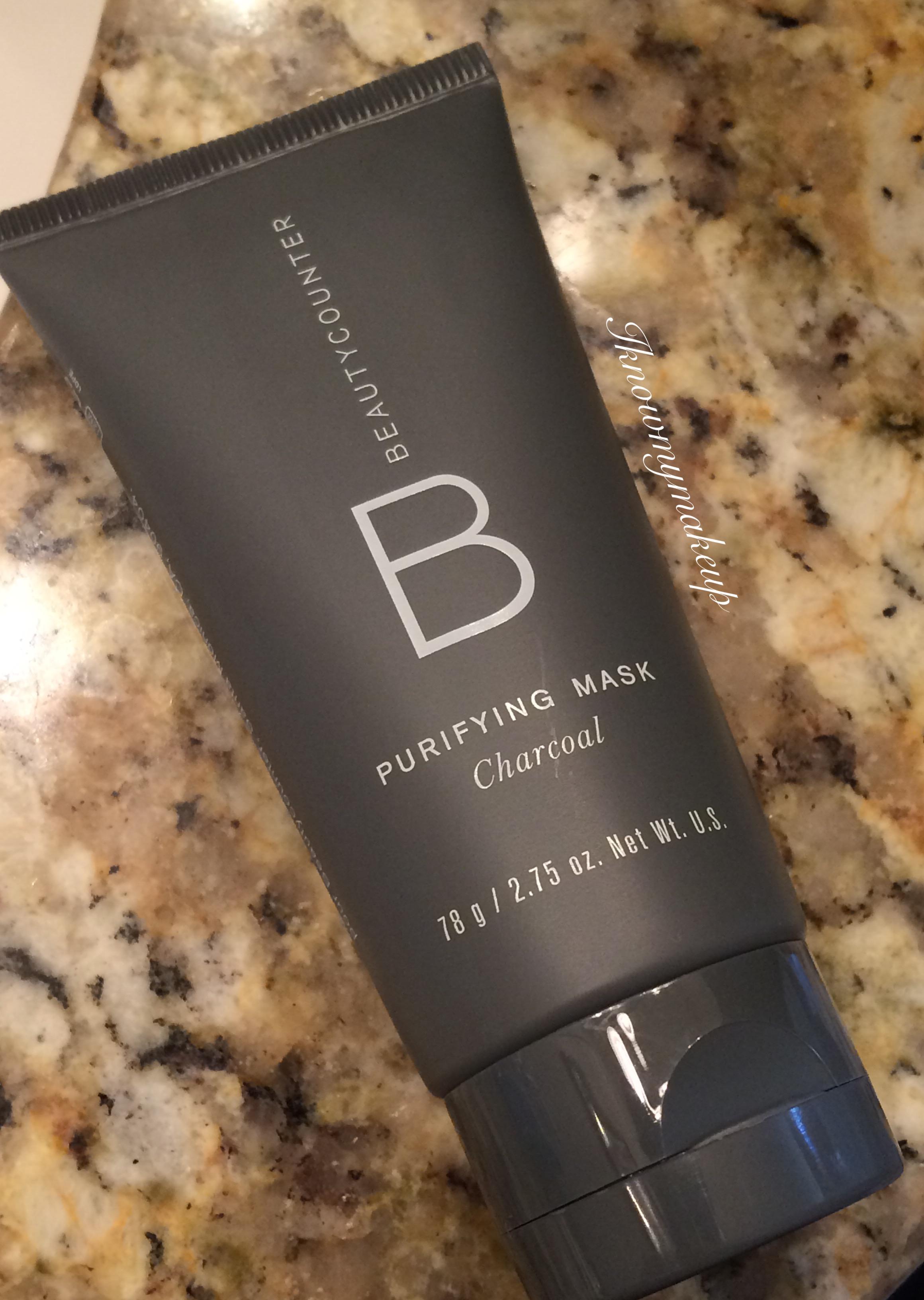 Beautycounter Purifying Charcoal Mask