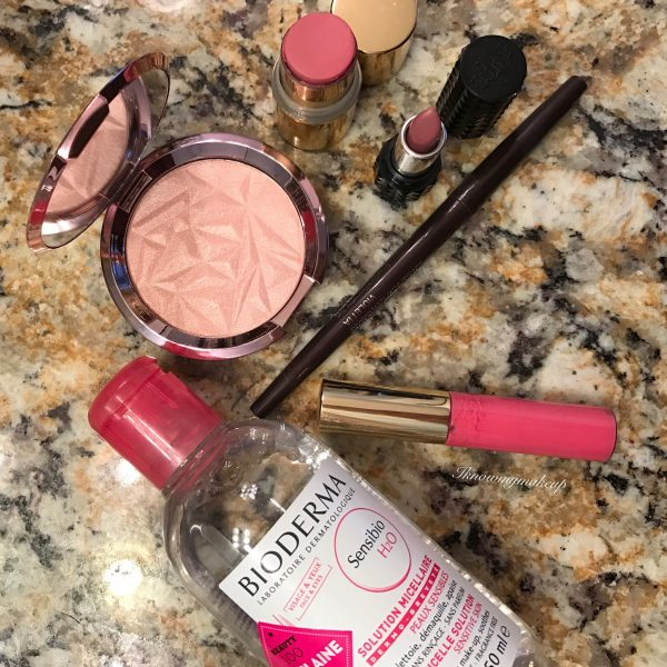 September 2016 Makeup Favorites